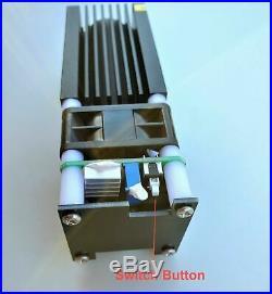 1.2 Watt Green Laser Module Head Diode 520nm Engraving Cutter Machine Full Kit