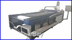 1000W 1530F Fiber Laser Metal Cutting Machine/Fiber Laser Steel Cutter 510 feet