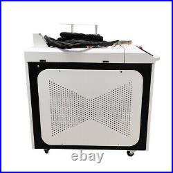1000W laser cleaning Machine Metal Rust Oxide Painting Graffiti Duck Remover