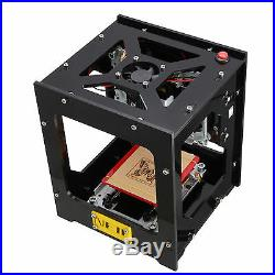1000mW Bluetooth Mini USB Laser Engraver Printer Carver Engraving Machine DK-KZ