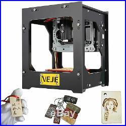 1000mW Mini Bluetooth USB Laser Engraver Engraving Machine Printer DK-8-KZ DIY