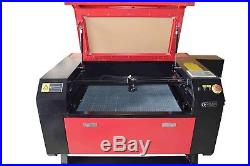 100W 7050 CO2 Laser Engraving Etching Machine Engraver Cutter 700500mm/Acrylic
