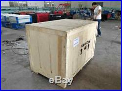 100W CO2 7050 Laser Engraving Cutting Machine/Engraver Cutter WithRotary 2028