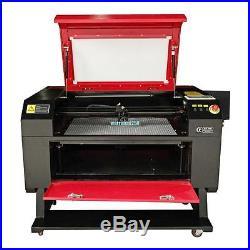 100W CO2 Laser Cutter Engraver Cutting & Engraving Machine 700x500mm USB PORT