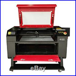 100W CO2 Laser Cutting Engraving Machine/Acrylic Cutter Engraver 700500mm USB