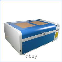 100W CO2 Laser Engraving Machine DSP Laser Cutting Engraver 600X1000mm withChiller
