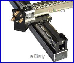 100W CO2 Laser engraveing cutting machine cutter engraver DIY 55x35.5