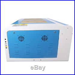 100W Co2 USB Laser Cutting Machine Laser Cutter Engraver 1000 x 600mm Auto-Focus