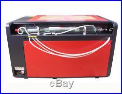 100W Laser Cutter Engraving Machine&CW5000 Chiller&400MM Lift&Linear Guide EU/US