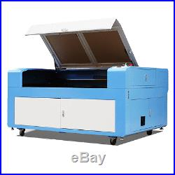 100W RECI CO2 Laser Cutter Laser Engraver and Cutting Machine with USB Port