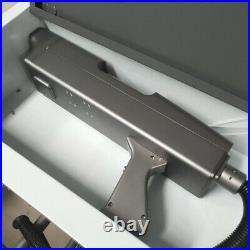 100W fiber laser cleaning Machine Metal Rust Oxide Painting Graffiti Duck Remove