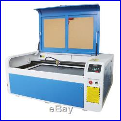 100w CO2 Laser Engraving Engraver Machine USB Disk Cutter 1000600MM US Ship