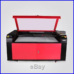 100w Co2 Laser Engraving Cutting Machine Carving Tool Engraver Wood Working
