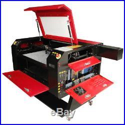 100w USB CO2 Laser Engraver Cutter Machine de gravure à coupe avec