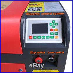 1060 Reci 130W C02 Laser Engraving Cutter Machine With Unlimited Length Design