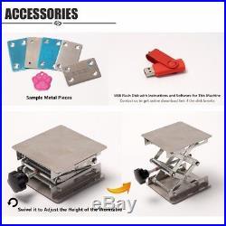 10W AS-5 USB Desktop CNC Laser Engraver DIY Marking Machine For Metal Stone Wood