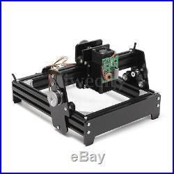 10W Mini Laser Engraving Machine Metal Steel Iron Stone Engraver Image Printer