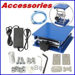 10W USB Desktop CNC Laser Engraving Machine Engraver Image Craft Printer US