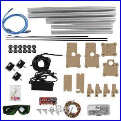 110-240V CNC Laser Engraver Metal Marking Machine Wood Cutter Desktop DIY Kit US