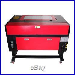 110V 60W USB CO2 Laser Engraving & Cutting Machine Laser Engraver Cutter CE FDA