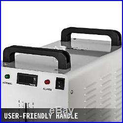 110V Industrial Water Chiller CW-5200 for CNC/ Laser Engraver Engraving Machines