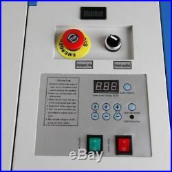 12 x 8 40W CO2 Laser Engraving Machine Engraver Cutter Worktable FDA
