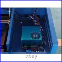 12 x8 40W Water Cooling CO2 Laser Engraver and Cutter Worktable FDA