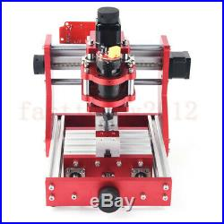 1310 Laser Engraving Machine Cut PCB Wood Milling Metal Carving +Vise CNC Router