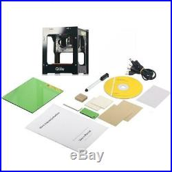 1500MW Laser Engraver Machine Printer USB 2.0 Metal DIY Engraving Cutter Tool US