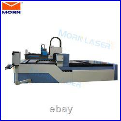 1500W Raycus Fiber Laser Cutting Machine Metal CS SS Cutter Raytools with CE FDA