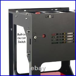 1500mW Bluetooth 6000mAh Art Laser Engraver Engraving Machine Printer NEJE DK-BL