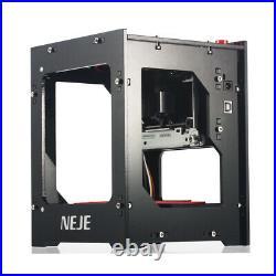 1500mW USB DIY Laser Engraving Machine Cutting Carving Printer Engraver Image