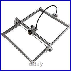 15W CNC Laser Engraver Metal Marking Machine Wood Cutter 100x100cm Aluminum 12V