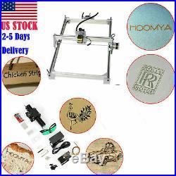 15W CNC Laser Printer Engraver Metal Marking Machine Wood Cutter 100x100cm DIY