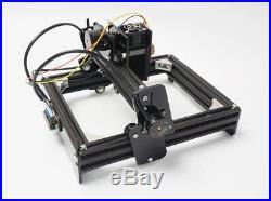 15W Mini CNC Laser Engraver 20x14cm Wood Cutter, Marking Machine For Metal Stone
