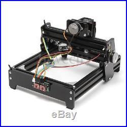 15W Mini Laser Engraving Machine Steel Iron Stone Engraver Image Craft Printer