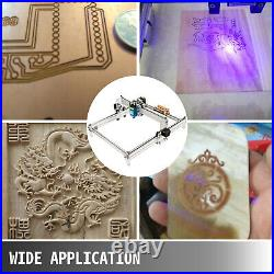 15W Mini cnc 3040 laser Engraver Gray Engraving DIY Router Wood Plastic Acrylic