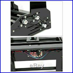 15W USB Laser Engraving Carving DIY Cylindrical Laser Engraver Printer Machine