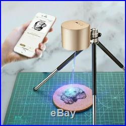 1600mW Mini Laser Engraver Smart Handheld Laser Etcher Printer Cutter Engraving