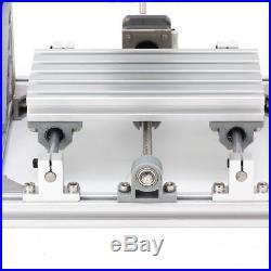 1610 CNC Router Wood Working Machine Desktop USB Laser Engraving Cutting Machine