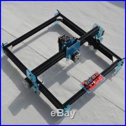 16W USB Desktop CNC Laser Engraver DIY Marking Machine For Iron Metal Stone etc