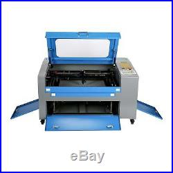 16x24 60W Working Area CO2 Laser Engraver Engraving Cutting Machine with Rotary