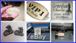 180W 1390 CO2 Laser Engraving Cutting Machine/Engraver Cutter 1300900mm Plywood