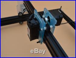 2000mW Mini CNC Laser Engraver Printer Wood Metal Stone Cutter Marking Machine