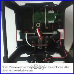 2000mW USB Mini Laser Engraver DIY Mark Printer Cutter Carver Engraving Machine