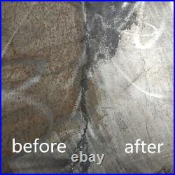 200W fiber laser cleaning Machine Metal Rust Oxide Painting Graffiti Duck Remove