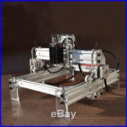 200mw DIY Laser Engraving Marking Machine Wood Cutter Printer Engraver 2017cm