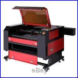 2020 New C02 Laser Engraver Cutter 80W 28x20 Cutting Engraving Marking Machine