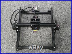 20W DIY Laser Stainless steel Engraving Cutting Machine Marking Printer 3040CM