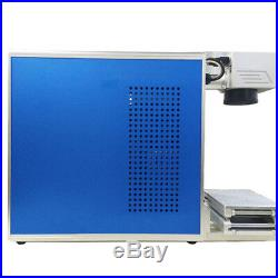 20W Fiber Laser Marking Machine 110110mm Metal Engraving MAX Raycus With CE FDA